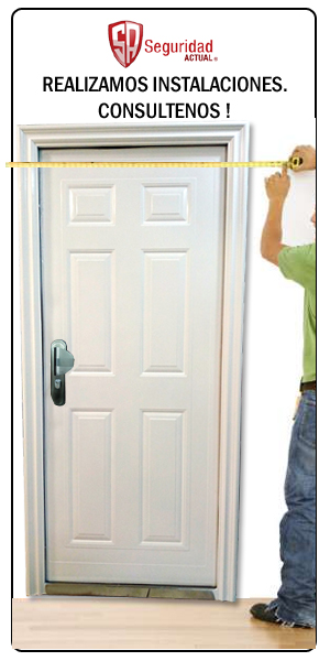 Instalacion de puertas de seguridad